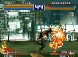 The King of Fighters 2003 Neo Geo Kyo's DM 182 Shiki is back and Mai was the victim of its power now!