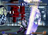 The King of Fighters 2003 Neo Geo Iori VS. K'