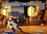The King of Fighters 2003 Neo Geo Iori VS. Daimon 2