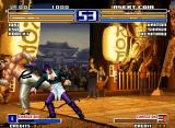 The King of Fighters 2003 Neo Geo Iori VS. Daimon 3