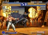 The King of Fighters 2003 Neo Geo Robert VS. Daimon
