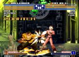 The King of Fighters 2003 Neo Geo Gato VS. Ash