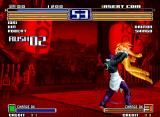 The King of Fighters 2003 Neo Geo Iori VS. Benimaru