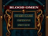 Blood Omen: Legacy of Kain Windows The entering screen