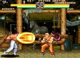 Art of Fighting 2 Neo Geo CD Robert VS. Ryo