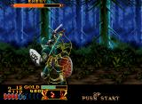 Crossed Swords Neo Geo CD You and your enemy draw swords...