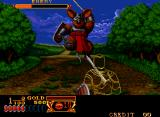 Crossed Swords Neo Geo Is that a... Gremlin heading towards me?