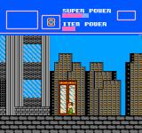 Superman NES Phone boothes can be used to change into Superman
