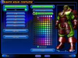 City of Heroes Windows If you're having trouble coming up with a costume concept, just hit the Random button a few times...