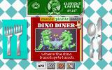 Dinopark Tycoon DOS Don't forget to keep your dinosaurs well-fed!