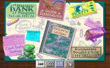 Dinopark Tycoon DOS Keep an eye on your finances in your office