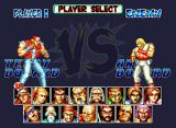 Fatal Fury Special Neo Geo CD Character Select. Everybody from Fatal Fury 2 has returned, including the now-playable bosses, and Duck King, Tung Fu Rue and Geese Howard from the first Fatal Fury have returned as well!
