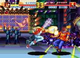 Fatal Fury Special Neo Geo CD Terry Bogard's Burn Knuckle may not have looked as powerful back then as it does now, but, even then, it still packed quite a wallop and quite a punch!