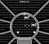 Star Wars Game Boy A lot of space-shooting-action in Millennium Falcon: destroy some Tie Fighters to advance.