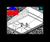 Jahangir Khan World Championship Squash ZX Spectrum Losing a point