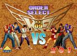 The King of Fighters '96 Neo Geo CD Order Select