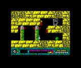 Jack the Nipper... II in Coconut Capers ZX Spectrum Starting out