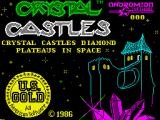Crystal Castles ZX Spectrum Title screen