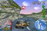 V-Rally 3 Game Boy Advance A tough curve is coming soon...