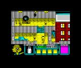 Top Cat in Beverly Hills Cats ZX Spectrum A dead end