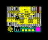 Top Cat in Beverly Hills Cats ZX Spectrum Game over