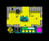 Top Cat in Beverly Hills Cats ZX Spectrum Preparing to start play