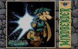 Mindbender DOS Title screen (VGA)
