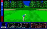 Jack Nicklaus' Greatest 18 Holes of Major Championship Golf TurboGrafx-16 Putting for a birdie