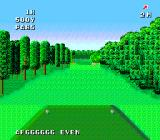 Naxat Open TurboGrafx-16 On the first tee