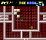Titan TurboGrafx-16 Nealy completed the level