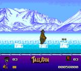 Disney's TaleSpin TurboGrafx-16 There MUST be an ice level!