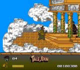 Disney's TaleSpin TurboGrafx-16 Find the city in the clouds.