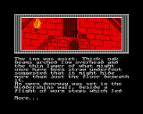 The Colour of Magic ZX Spectrum The game begins in the Broken Drum