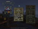 Icewind Dale II Windows Choosing either multiplayer or single gameplay modes