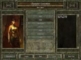 Icewind Dale II Windows The classic Bioware/D&D character creation screen