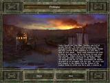 Icewind Dale II Windows A prologue screen introduces each chapter