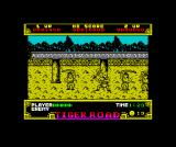 Tiger Road ZX Spectrum Lots to face here