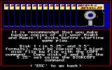 Might and Magic II: Gates to Another World DOS Remember: it's not piracy if it's a backup copy! ;)