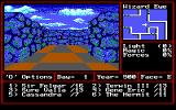 Might and Magic II: Gates to Another World DOS Back in the dungeons... (notice the Wizard Eye spell at work)
