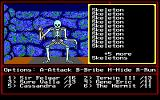 Might and Magic II: Gates to Another World DOS Enemies pop up either at specified locations, or (somewhat less commonly) randomly. You are given the options