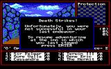 Might and Magic II: Gates to Another World DOS Dammit! Not again!!