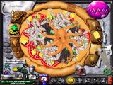 Fast Food Tycoon Windows Making an Octopus Pizza