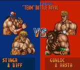 "Saturday Night Slam Masters SNES ""Battle Royal"" coming up"