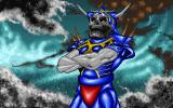 Might and Magic: World of Xeen DOS Ha Ha! Lord Xeen laughs at your poor gaming skills!