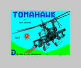 Tomahawk ZX Spectrum Loading screen