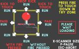 Rugby: The World Cup Atari ST Control guidance