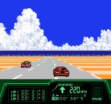 Rad Racer II NES Racing!