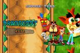 Crash Nitro Kart Game Boy Advance In Adventure mode, you can opt between two teams: BANDICOOT (good guys) and EVIL (bad guys).