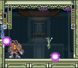 Mega Man X SNES Spark Mandrill seems difficult at first, but with the right weapon he is one of the easiest bosses