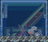 Mega Man X SNES Launch Octopus is heavily armed!